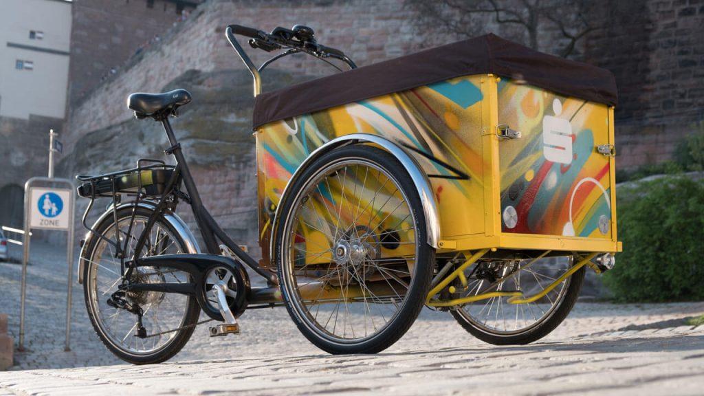 Lastenrad Lastenradfüralle Verkehrswende
